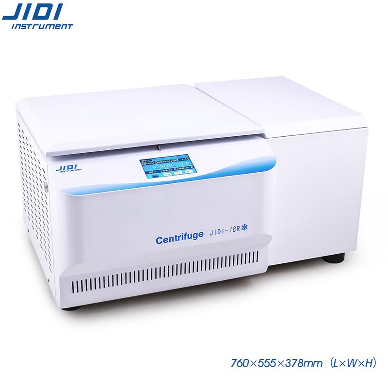 JIDI-18R台式多用途高速冷凍離心機
