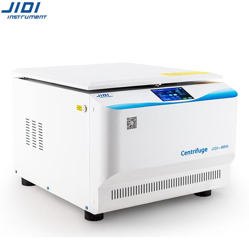 JIDI-6RH医用台式低速大容量离心机