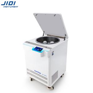 JIDI-5RHG医用落地式冷冻自动脱帽离心机