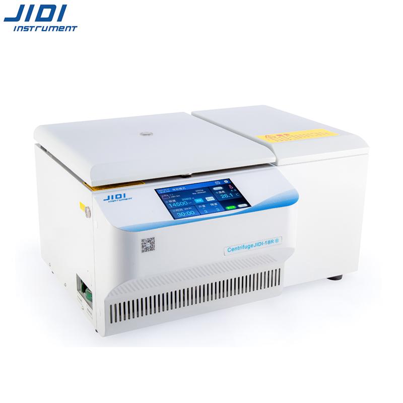 JIDI-18R台式多用途高速冷冻离心机