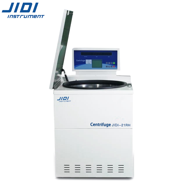 JIDI-21RH落地式高速冷冻离心机