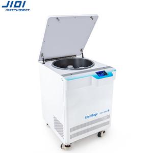 JIDI-5RH落地式低速大容量冷冻离心机