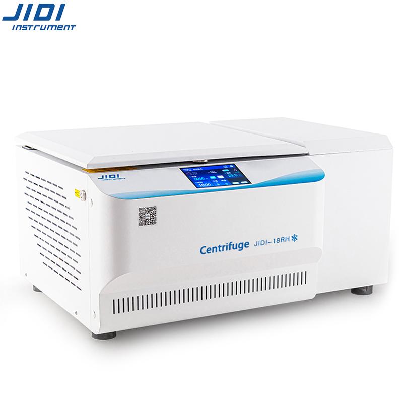 JIDI-18RH医用台式高速冷冻离心机