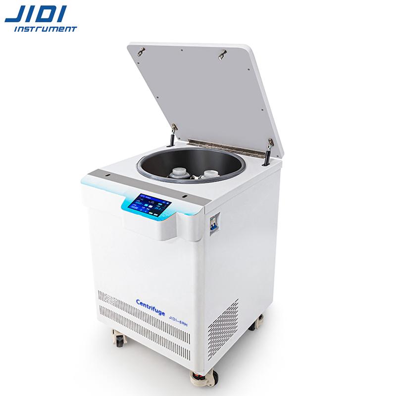 JIDI-5RH医用落地式低速大容量冷冻离心机