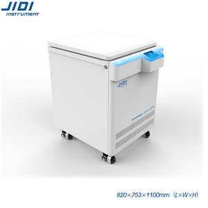 JIDI-6RH落地式低速大容量冷冻離心機